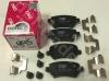 Колодки тормозные задние (к-кт) от производителя конвеерного качества TRW 1605625 1605995 1605122 1605967  1605086  1605625   OPEL Astra-G Astra-H Zafira-A Zafira-B Corsa-C Meriva-A Meriva-B